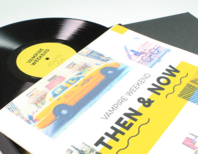 Vampire Weekend: Then & Now Vinyl Boxed Set