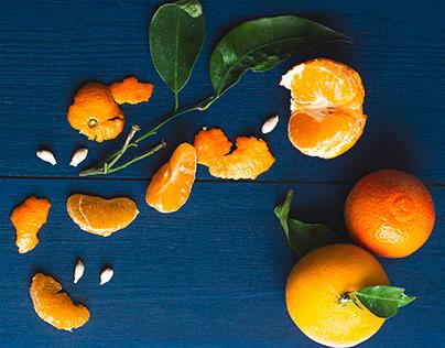 orange mandaren