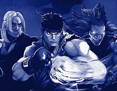 Red Bull X Street Fighter