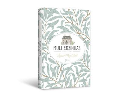 """Cover design of """"Mulherzinhas"""""""