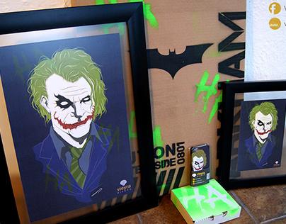 0801 Packaging an Inmate: The Joker