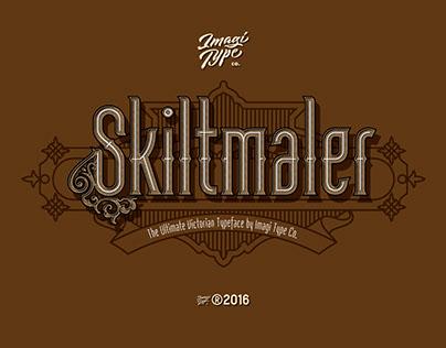 Skiltmaler Typeface