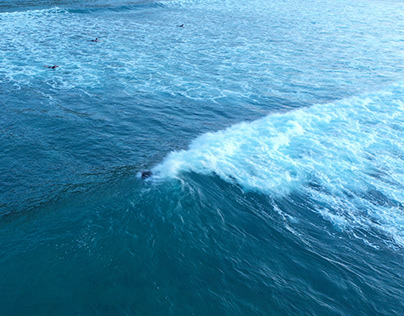 Diamond Head Surfing