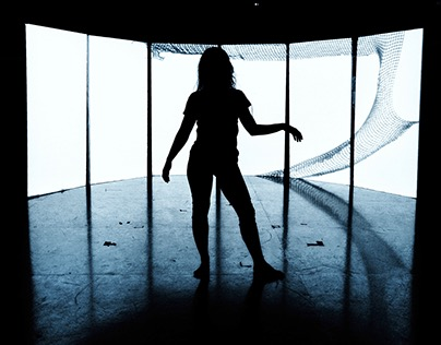 Video Projection - Dance Performance