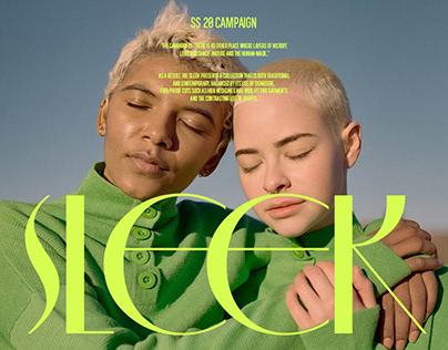 SLEEK | BI & Editorial Design