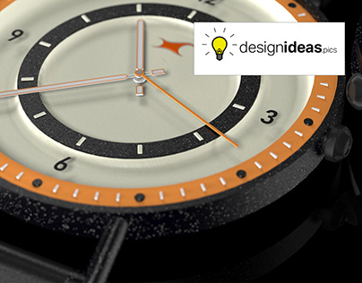 Oblique: Watch Concept for Fastrack