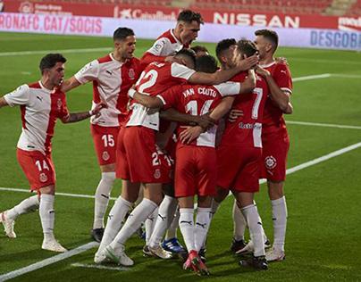 Video Malaga vs Girona vòng 40 Hạng 2 Tây Ban Nha