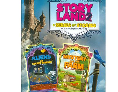 Story Land1 - Story Land 2-CHILD BOOKS