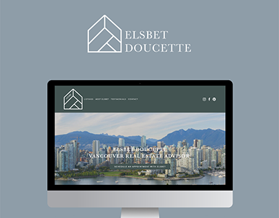 Elsbet Doucette Squarespace Website