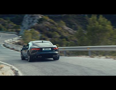 Jaguar F-Type Launch Film