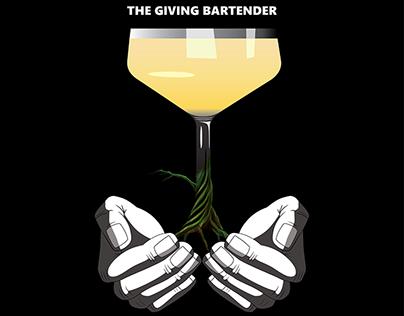 THE GIVING BARTENDER