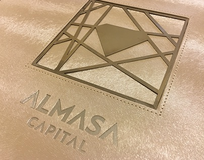 Almasa Capital Branding