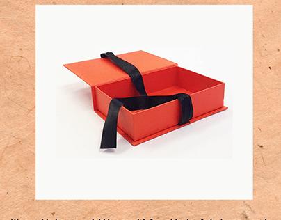 Durable Custom Rigid Boxes