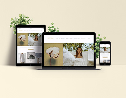 Clean Webpage Design