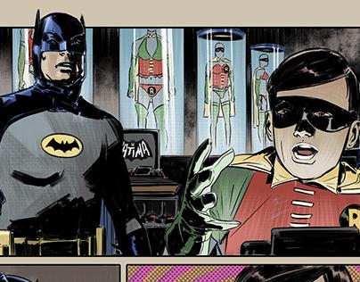 60s TV Batman Parody