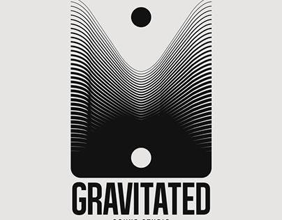 GRAVITATED Sound Studio (Logo)