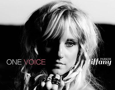 One Voice | Album (CD) Package Design