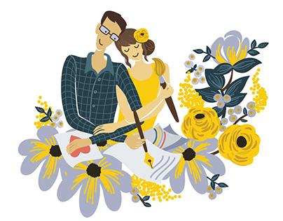 Wedding invite - Saptarshi & Ankita