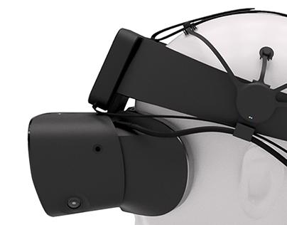 Gaming neuro-headset for Oculus Rift S