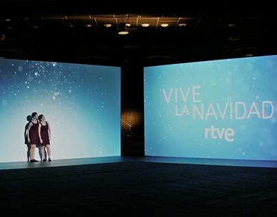 VIVE LA NAVIDAD RTVE 2016  CAMPAIGN