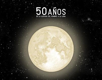 50th Anniversary of Historic Moon Landing