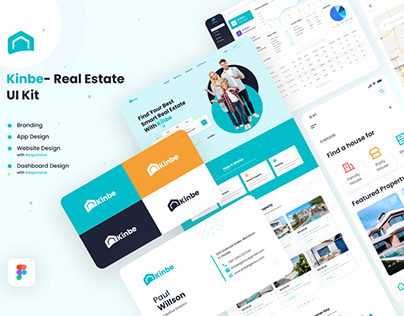 Multi-concept Real Estate UI Kit