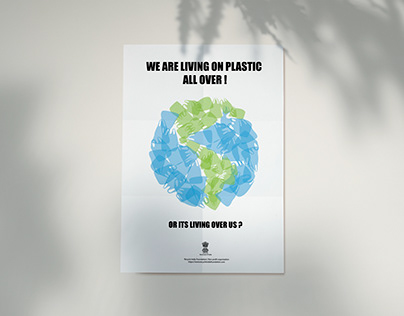 Environmental Poster & Mobile Wallpaper Design