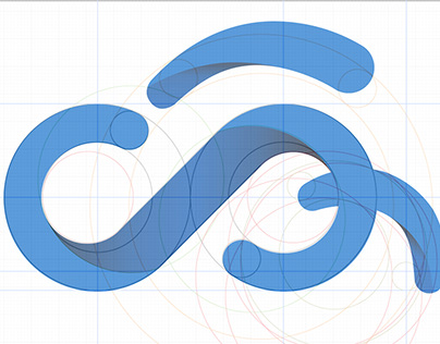 Cloud Analogy New Revamped Logo Design 2017
