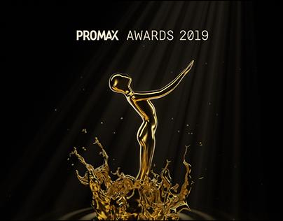 Promax awards 2019