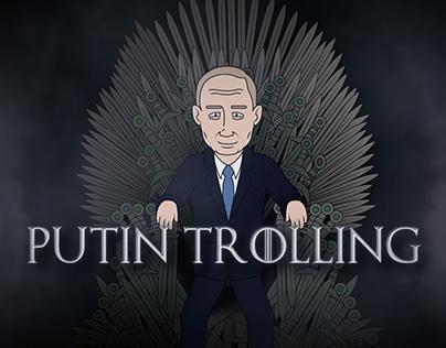 Putin Trolling