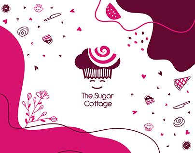 The Sugar Cottage Brand Identity