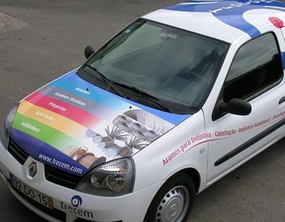 Design for car vinyl decor (2007)