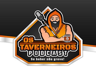 Os Taverneiros Podcast - Logo Creation