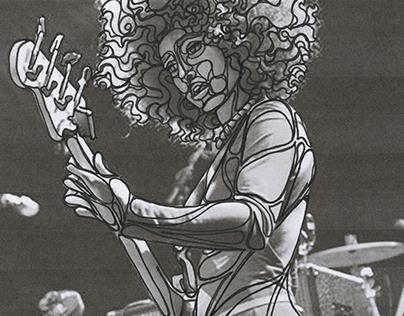 60th Annual Monterey Jazz Festival Poster