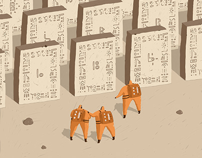 Ancient Tablets (From a Mysterious World)