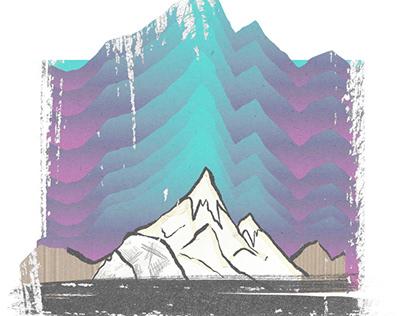 Illustration for sticker
