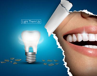 Social media And Rollup   Dental center