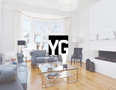 YG Photographer - Brand Identity