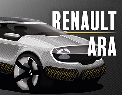 Renault Ara - 2025 Medium Pickup Concept