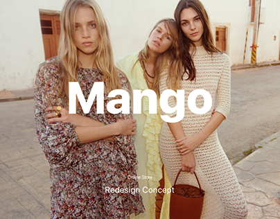 Mango - Online store