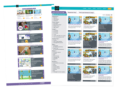 UI/UX & Interactive Design