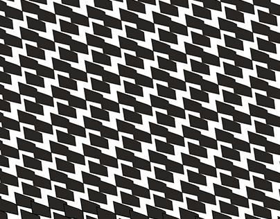 Black pattern exploration - Deconstruction