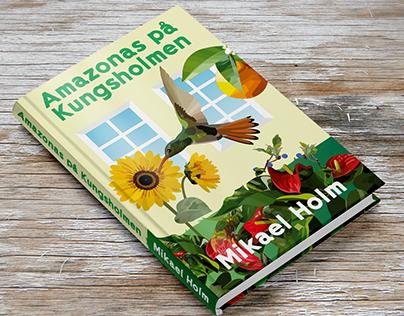Book cover - Amazonas på Kungsholmen