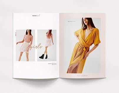 Bohemi Soul S/S 20 Lookbook Design
