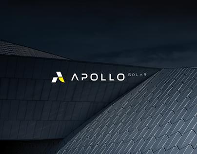 Apollo - Solar & Electric Branding Identity Design