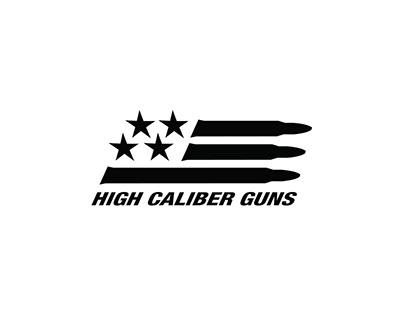 High Caliber Guns