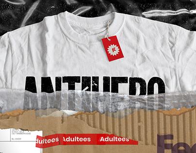 Adultees - Branding