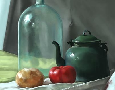 Digital Paintings '15