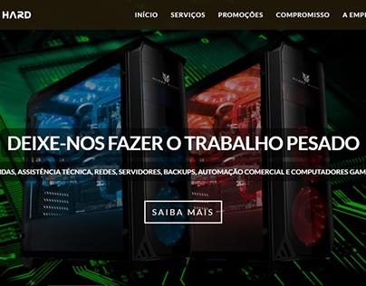 Vision Hard Website