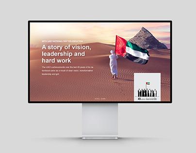 UAE National Day 2020